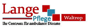 Lange Pflege Waltrop Logo